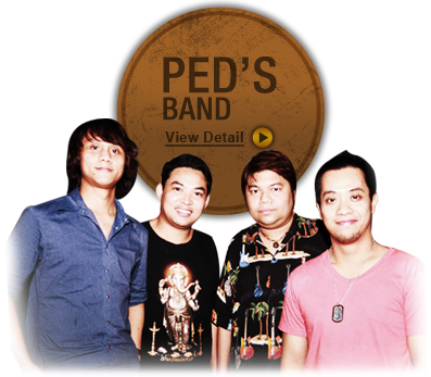 Ped's Band
